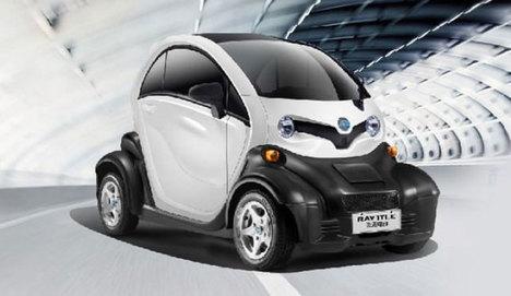 Çin'in son kurbanı Renault oldu!