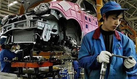 Çin otomobillerine parça Türkiye'den