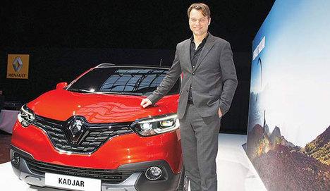Renault Çin seddini Kadjar ile aşacak