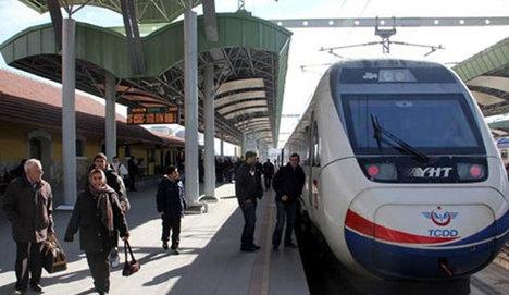 Ankara-Sivas arası YHT ile iki saate inecek