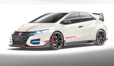 Honda fuarda tam beş yeniliğe birden imza attı