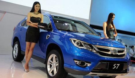 Çin'de otomobil satışları arttı