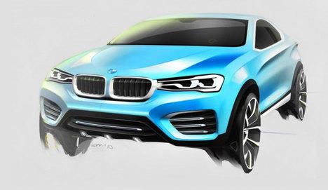 BMW Urban Cross 2017'yi bekliyor