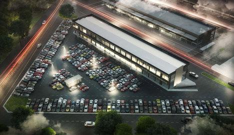 En büyük otomotiv AVM'si Ankara'da açılıyor
