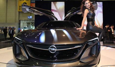 Opel'den İstanbul Autoshow'da 4 yeni model