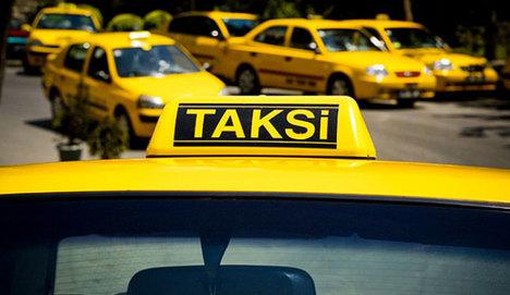 Taksi plakasından caydıran karar!