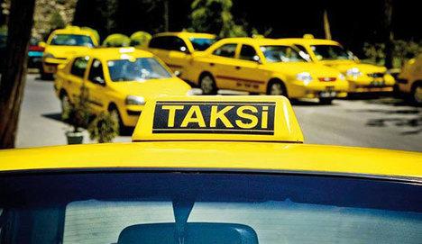 İstanbul'a 'korsan taksi' uyarısı