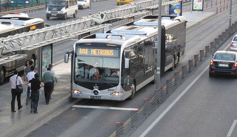 İBB Gana'ya 30 tane otobüs hibe edecek