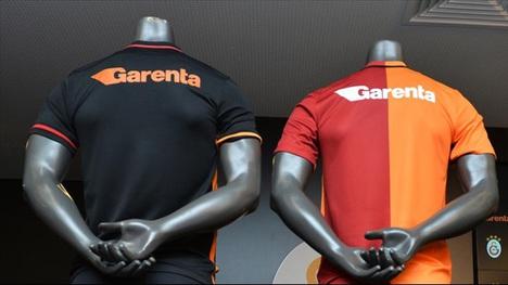 Galatasaray, Garenta ile imzaladı!