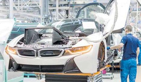 BMW yatırıma geliyor