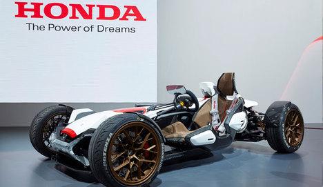 Honda Franfurt'ta çözümleriyle damga vurdu