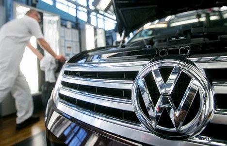 Volkswagen'de iflas korkusu