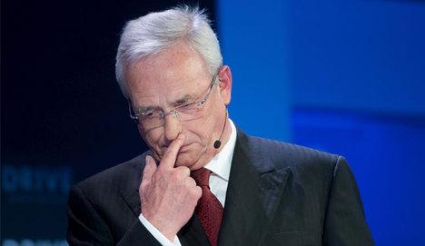 Volkswagen CEO'sundan 'skandal' özrü