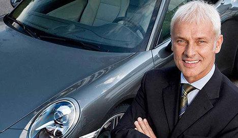 Porsche'dan, Volkswagen'e...