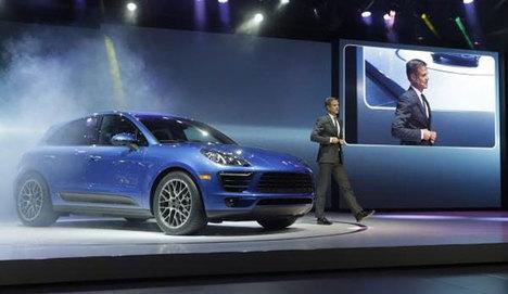 Porsche'nin yeni patronu belli oldu