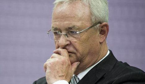 Volkswagen eski CEO'suna bir darbe daha