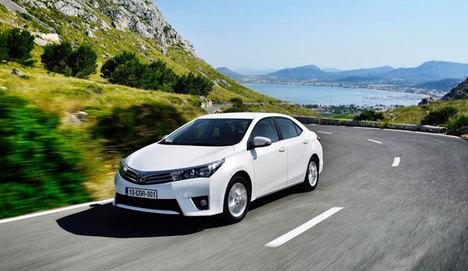 Toyota'da 8 bin TL'lik takas indirimi başladı