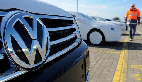 Volkswagen'den Çin'e yatırım planı