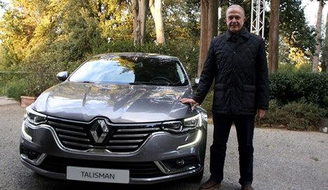 Renault lükste şansını deneyecek!