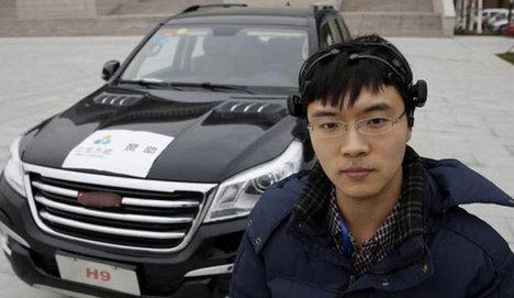 Beyin gücüyle çalışan otomobil