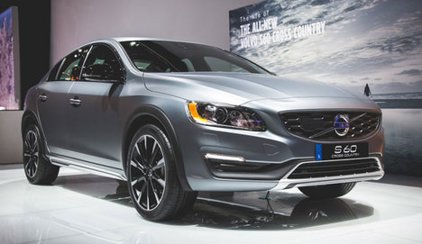 S60 modeli Volvo'ya rekor getirdi
