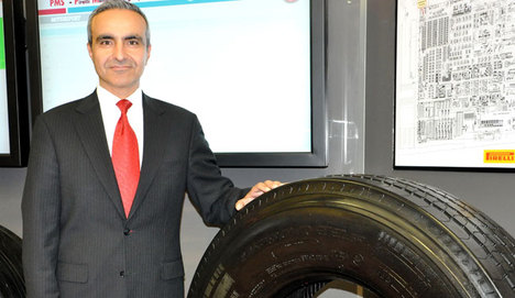 Pirelli Ticari Lastikler'e yeni bölge CEO'su