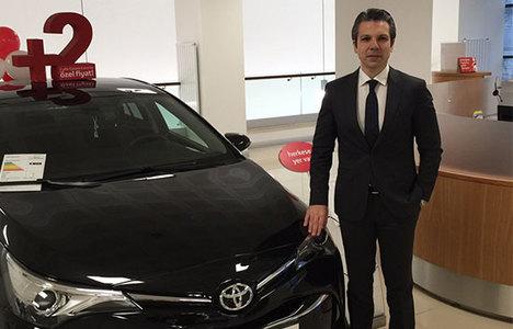 Toyota Plaza Kar'da yıl sonuna özel fırsatlar