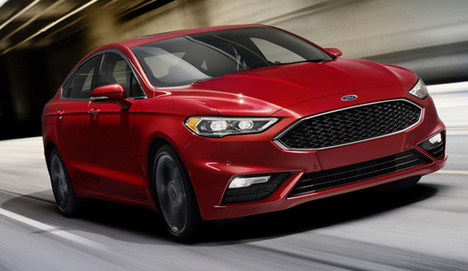 2017 Ford (Mondeo) görücüye çıktı