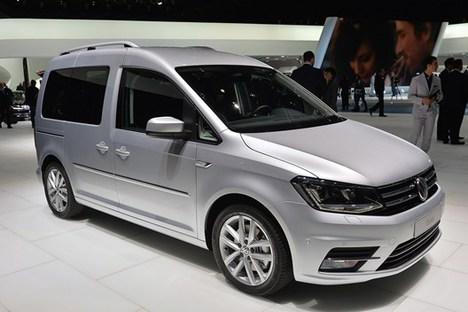 VW 67 bin Caddy'yi geri çağırıyor