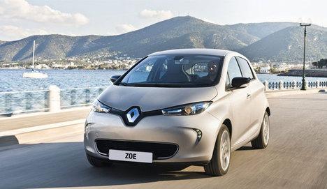 Renault, yeni model atağını Cenevre'de sürdürecek