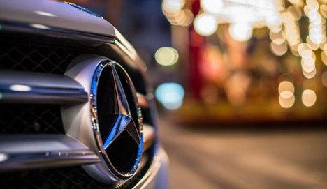 Mercedes Benz 6302 aracını geri çağırdı