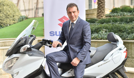 Suzuki, Eurasia Moto Bike Expo'da!