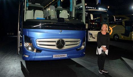 Mercedes-Benz Travego tamamen yenilendi
