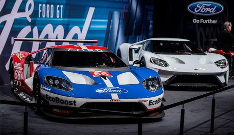 Ford, yeni ürün stratejisini Cenevre'de sergiliyor