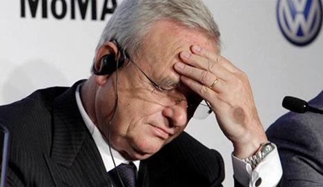 VW CEO'su egzoz skandalını 1 yıl önce biliyordu