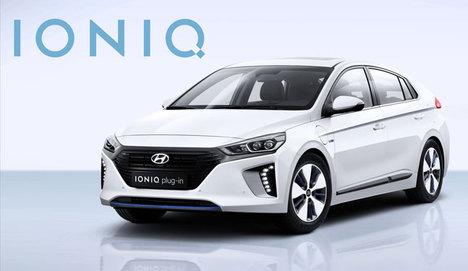 Hyundai IONIQ'i görücüye çıkardı