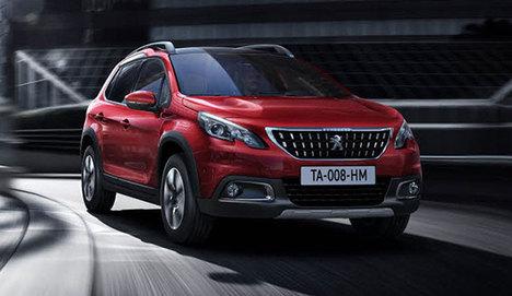 Peugeot 2008 tanıtıldı