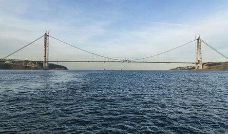 Köprüden kaçak geçene 800 lira ceza