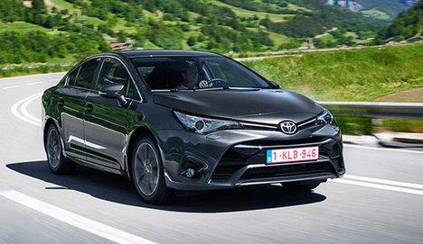 Toyota araçlarına Acil fren Sistemi getiriyor