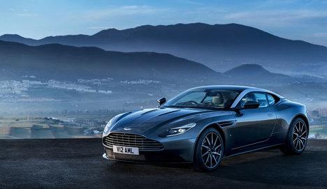 Aston Martın DB11'e Türkiye'den rekor ön sipariş