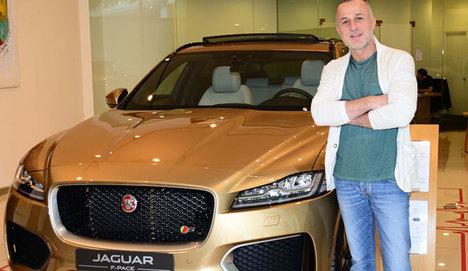 Jaguarlar kapışıldı