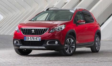 Yeni Peugeot 2008 görücüye çıktı