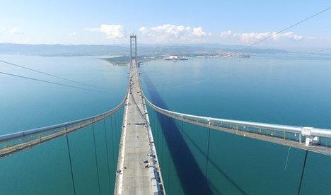 Osmangazi Köprüsü nerede, nasıl bulunur?