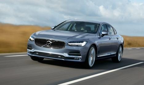 Volvo S90'ın fiyatı belli oldu