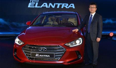Hyundai'nin Koreli CEO'sundan İstiklal Marşı jesti