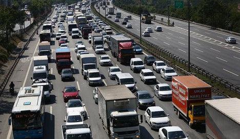 4 milyon İstanbullu geri döndü