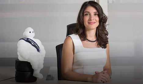 Michelin Türkiye'ye yeni Pazarlama Direktörü