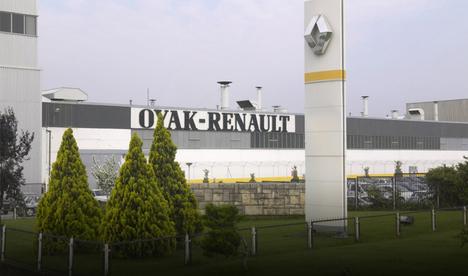 Oyak Otomotiv ve Renault Mais zirvesinde  ayrılık