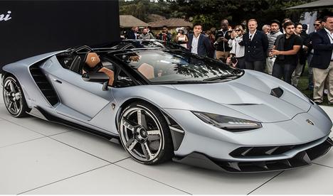 Yeni Lamborghini tanıtıldı