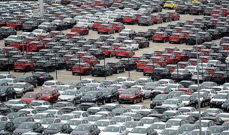 Otomotiv sektöründen çifte rekor